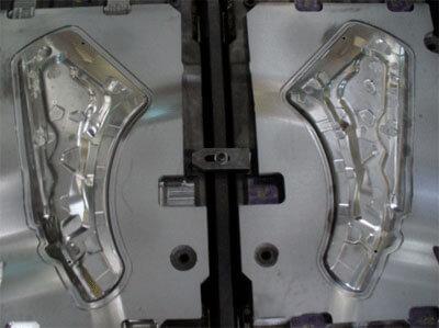 Reforço lateral interna de Automóvel