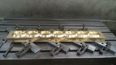 Empresa fabricante de moldes
