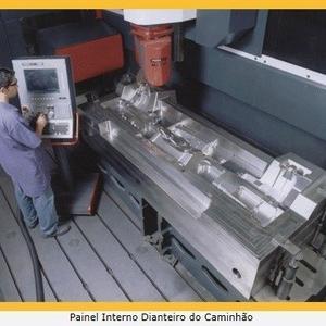 Molde para injeção de plastico